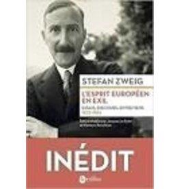 ZWEIG Stefan L'esprit européen en exil