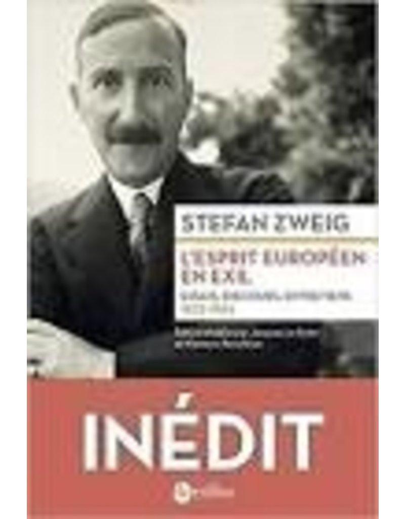 L'esprit européen en exil