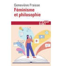 FRAISSE Geneviève Féminisme et philosophie