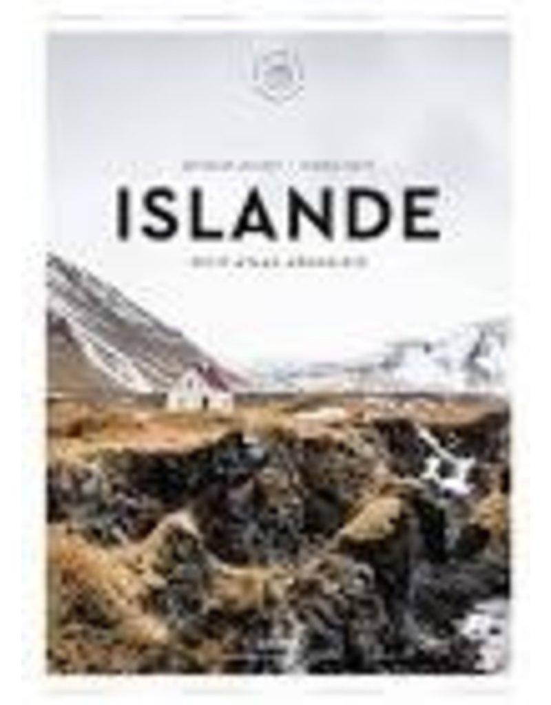 Islande. Petit Atlas hédoniste