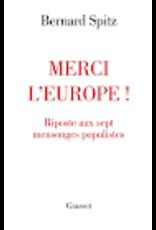Merci l'Europe!
