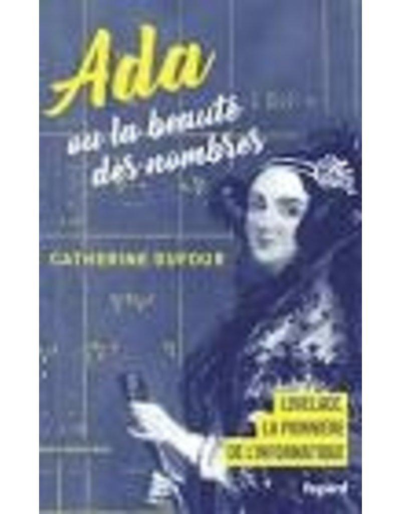 DUFOUR Catherine Ada ou la beauté des nombres
