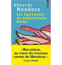 MENDOZA Eduardo Les égarements de mademoiselle Baxter