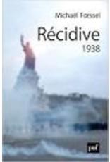 Recidive 1938 (grand format)
