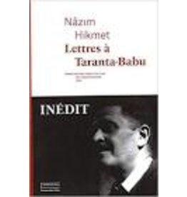 MUHIDINE Timou (tr.) Lettres à Taranta-Babu