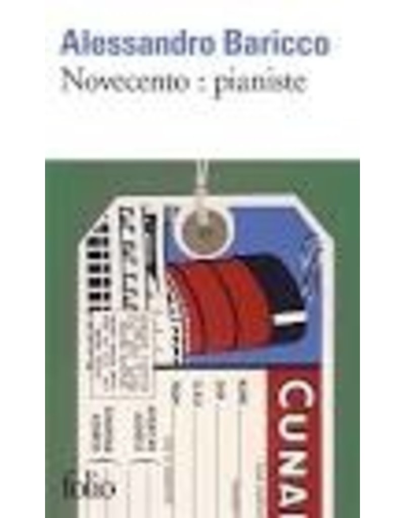 BRUN Françoise (tr.) Novecento / Pianiste