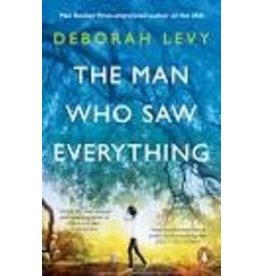 LEVY Deborah The Man Who Saw Everything