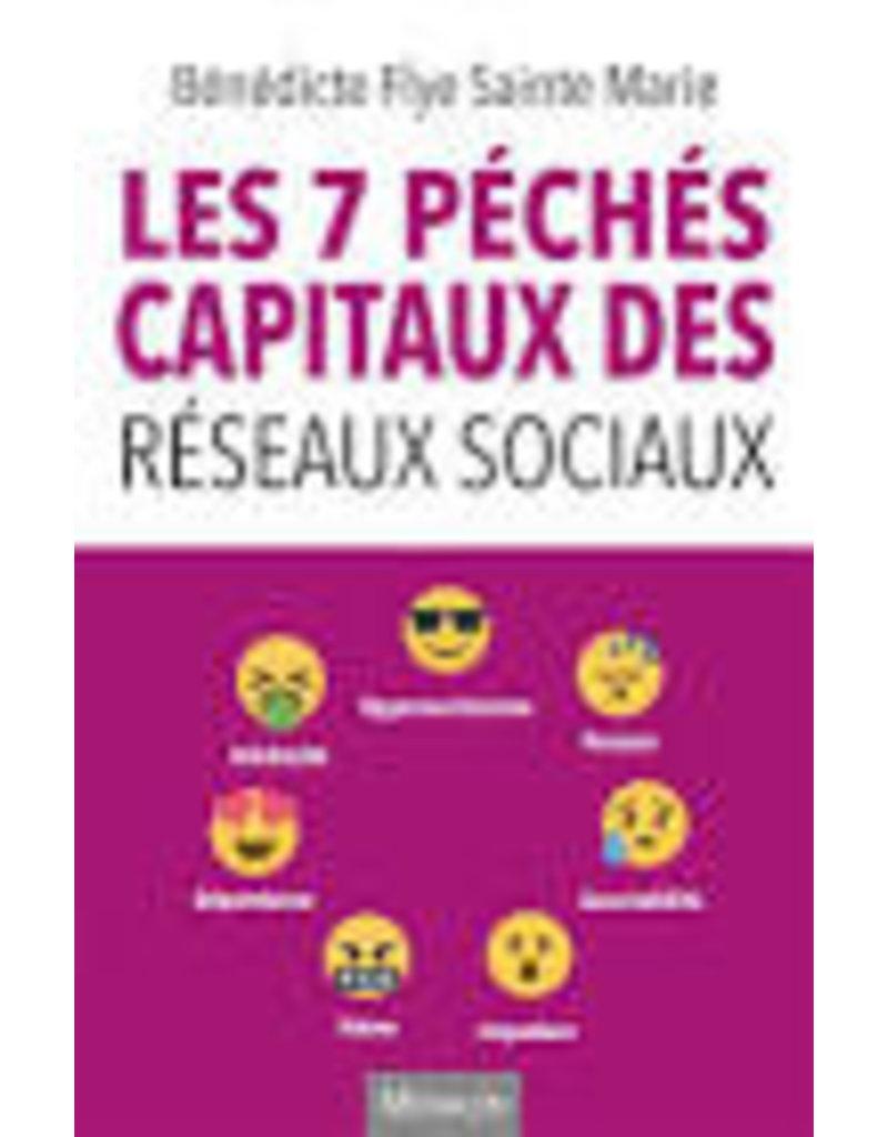Les 7 péchés capitaux des réseaux sociaux