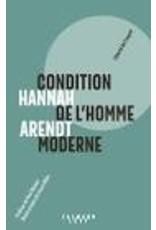 ARENDT Hannah Condition de l'homme moderne