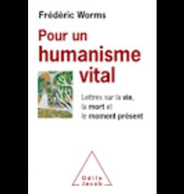 WORMS Frédéric Pour un humanisme vital