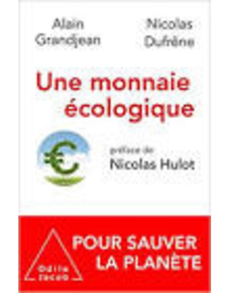 Une monnaie écologique
