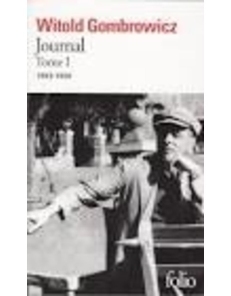 GOMBROWICZ Witold Journal Tome I - 1953-1958