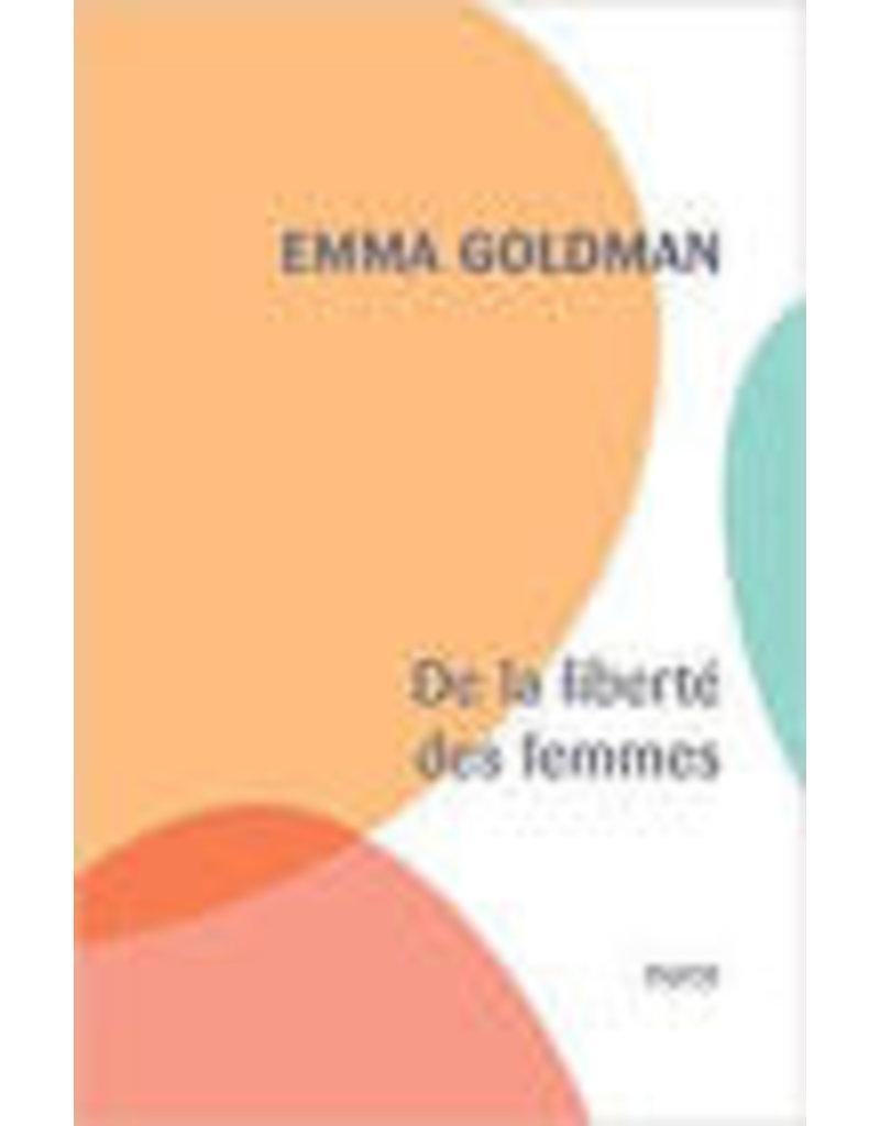 DE SAINT MAURICE Thibaut (tr.) De la liberté des femmes