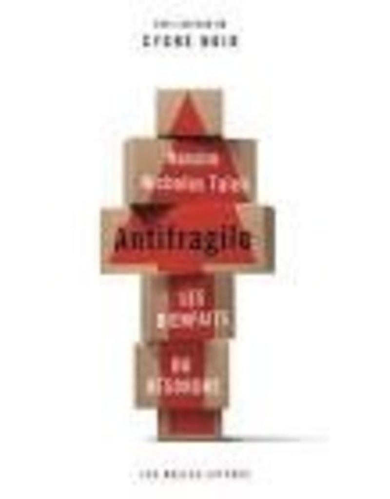D'AZAY Lucien & RIMOLDY  Christine (tr.) Antifragile. Les bienfaits du désordre