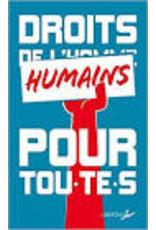 Droits Humains Pour Tou Te S