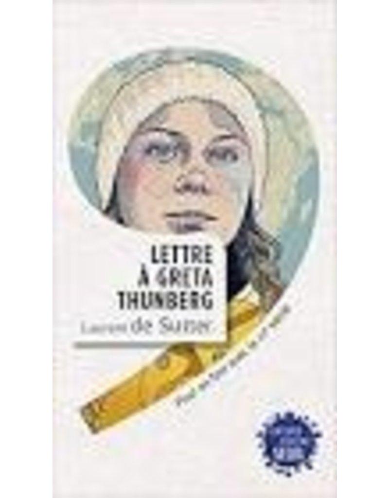 Lettre à Greta Thunberg