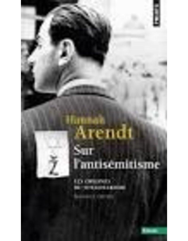 Les origines du totalitarisme 1 - Sur l'antiémitisme