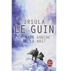 LE GUIN Ursula La main gauche de la nuit (Le cycle de Hain, T4)