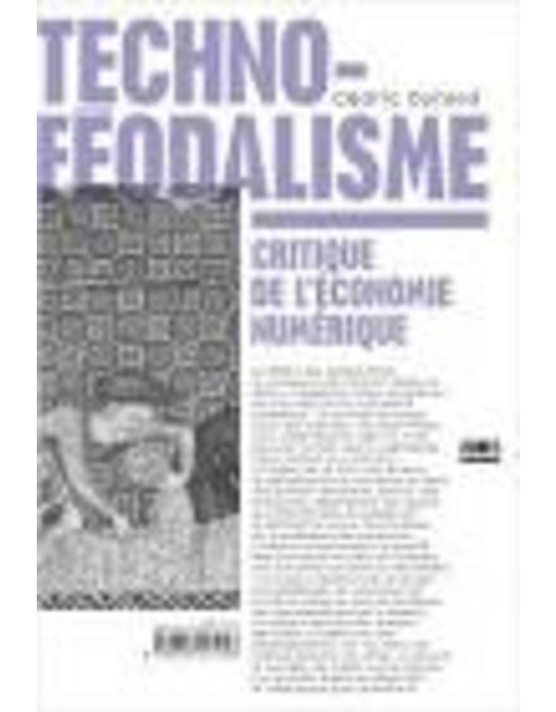 DURAND Cédric Technoféodalisme