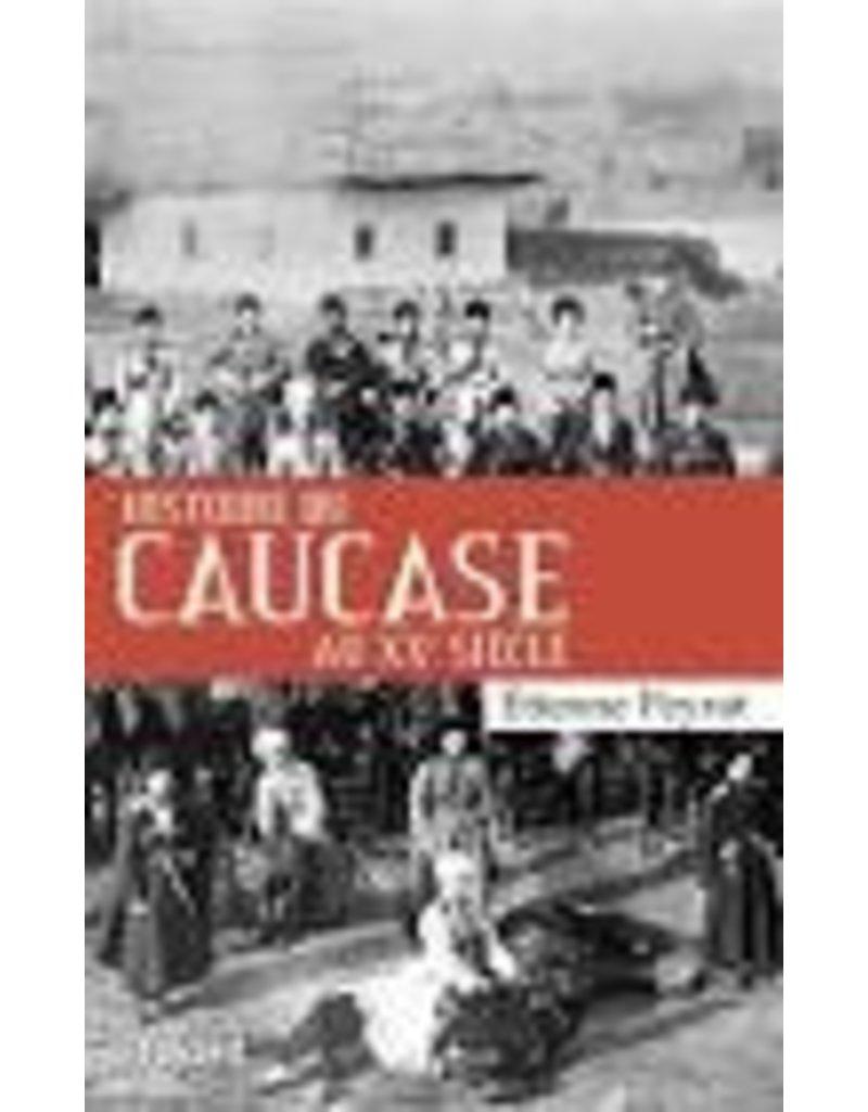 Histoire du Caucase au XXème siècle
