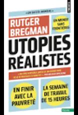 BREGMAN Rutger Utopies réalistes (poche)
