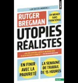 AMRALI Jelia (tr.) Utopies réalistes (poche)