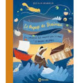 RENAUD Catherine (tr.) Le voyage de blaireau