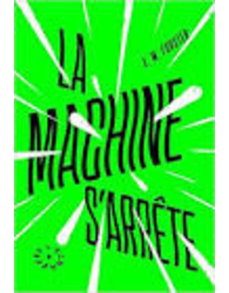 FORSTER E.M. La machine s'arrête