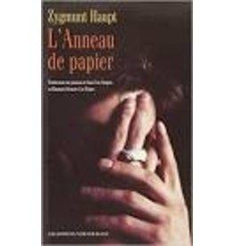 VAN GRUGTEN Alain & DESTREE-VAN WILDER Elisabeth (tr.) L' anneau de papier