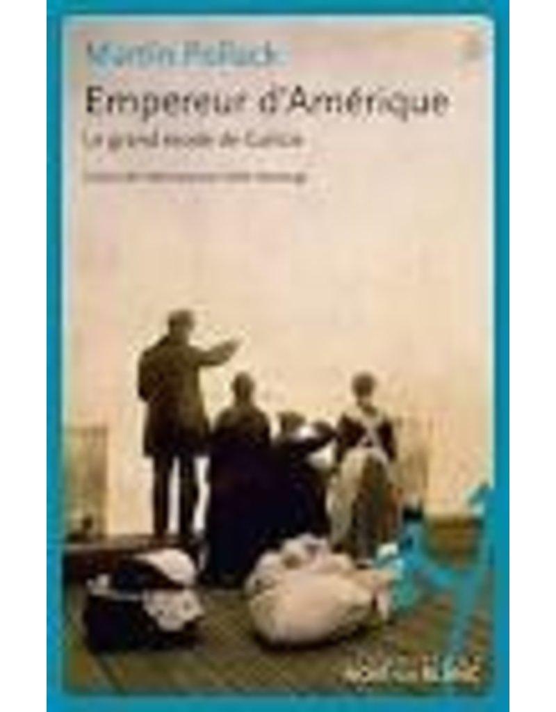 DEMANGE Odile (tr.) Empereur d'Amérique