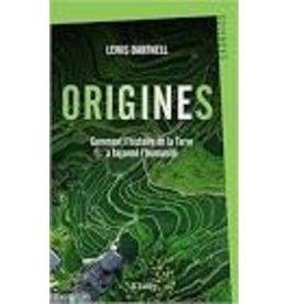 DARTNELL Lewis Origines