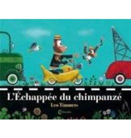 BAYER Laurent (tr.) L'échappée du chimpanzé