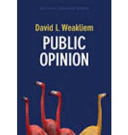 WEAKLIEM David L. Public Opinion