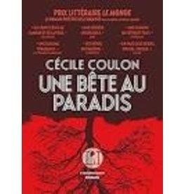 COULON Cécile Une Bete Au Paradis (édition spéciale)