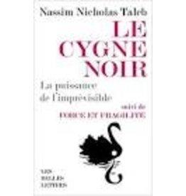 TALEB Nassim Nicholas Le cygne noir