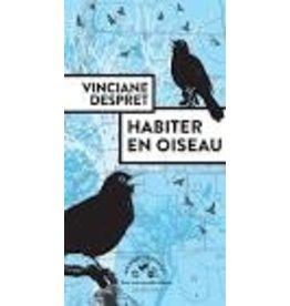 DESPRET Vinciane Habiter en oiseau