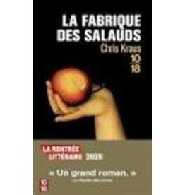 LABOURIE Rose (tr.) La fabrique des salauds (poche)