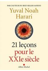 HARARI Yuval Noah 21 leçons pour le XXIème siècle