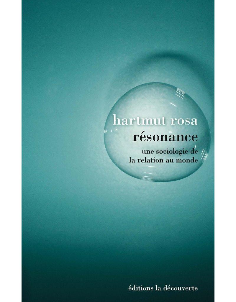 ROSA Hartmut Résonance