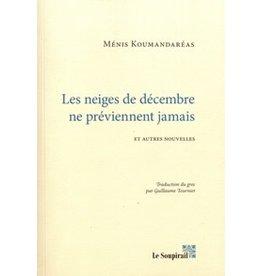 TOURNIER Guillaume (tr.) Les neiges de décembre