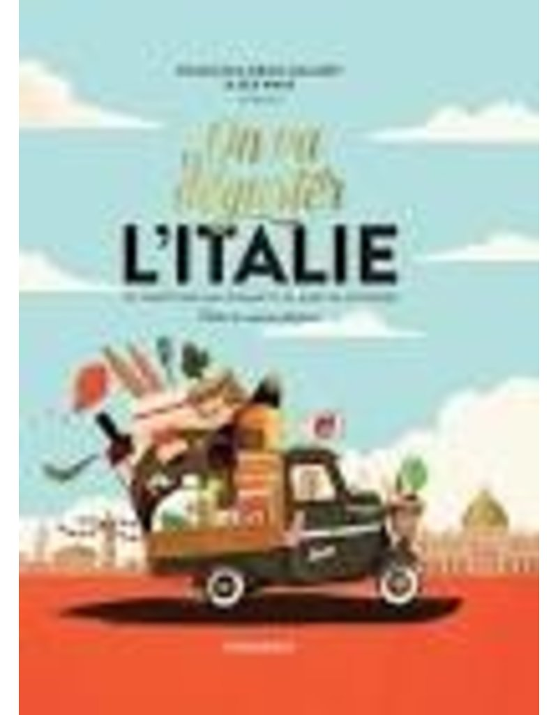 COLLECTIF On va déguster l'Italie