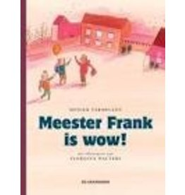 Meester Frank is WOW