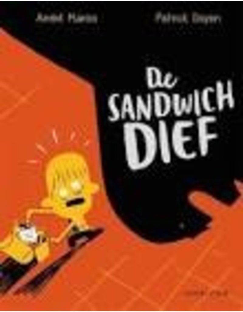De sandwich dief
