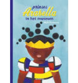 Princes Arabella in het museum