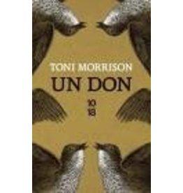 MORRISON Toni Un don