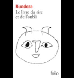 KUNDERA Milan Le livre du rire et de l'oubli (poche)
