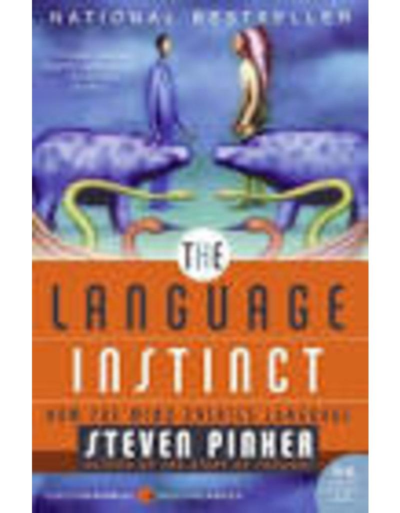 PINKER Steven Language Instinct