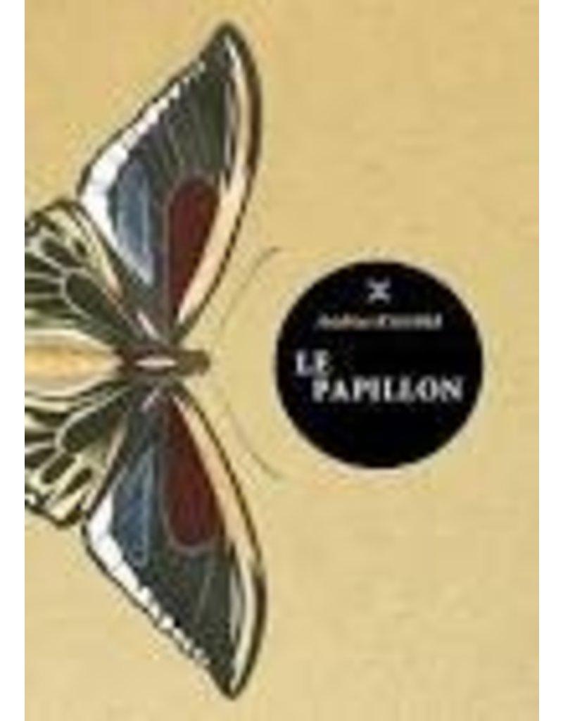 Le papillon (poche)