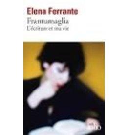 FERRANTE Elena Frantumaglia (poche)