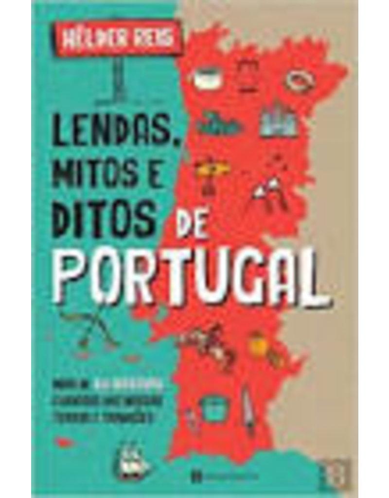 Lendas, mitos e ditos de Portugal